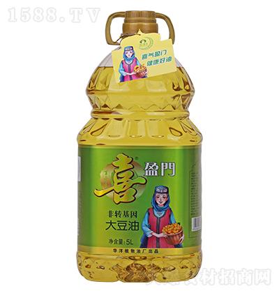 喜盈门大豆油【5L】