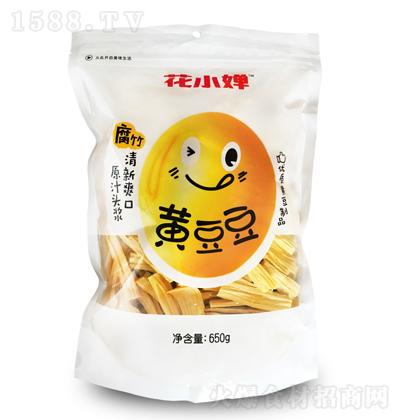 花小婵黄豆腐竹【650g】