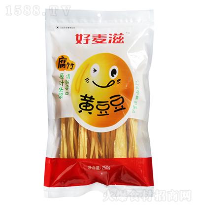 好麦滋黄豆腐竹【250g】