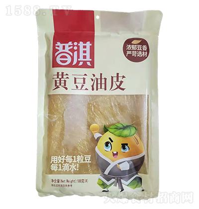 普淇黄豆油皮【188克】