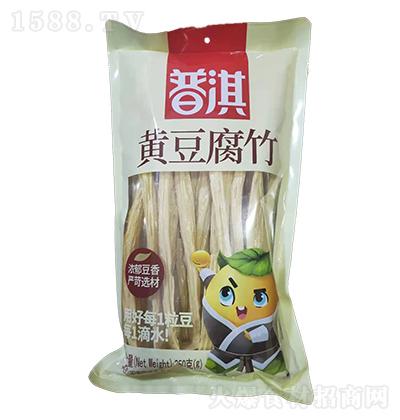 普淇黄豆腐竹【250克】