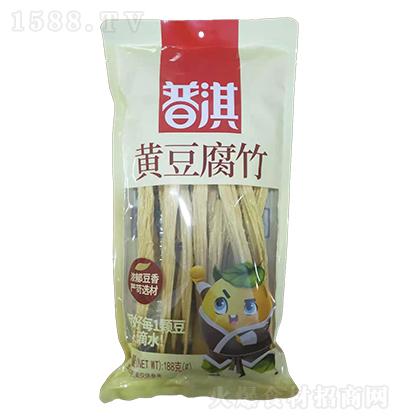 普淇黄豆腐竹【188克】