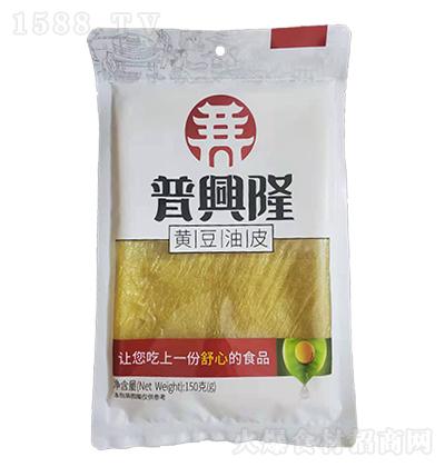 普兴隆黄豆油皮【150克】