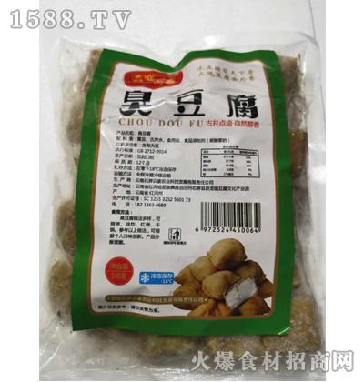 云宴尚品臭豆腐500克