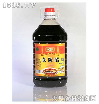 汾泉老陈醋5L*4桶