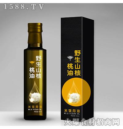 谷依古野生山核桃油(米饭用油)125ml