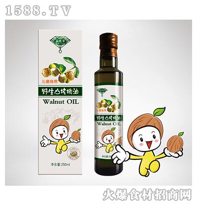 谷依古野生山核桃油(儿童食用)250ml