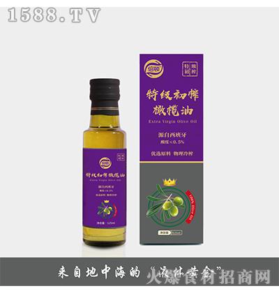倍顿特级初榨橄榄油125ml