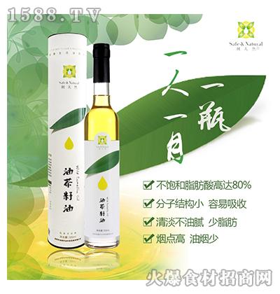 利天然山茶油(经典系列)500ML