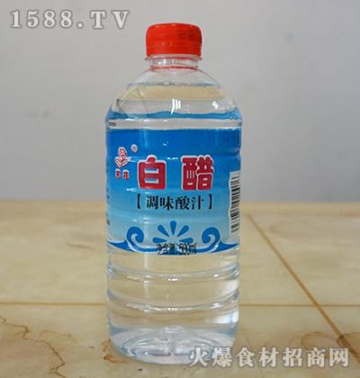 苏花白醋500ml