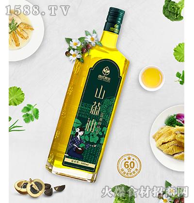绿优原生老树山茶油1000ML*2原香型