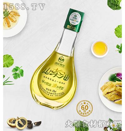 绿优原生老树山茶油125ML清香型