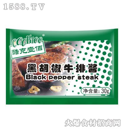 酷克壹佰黑胡椒牛排酱30g