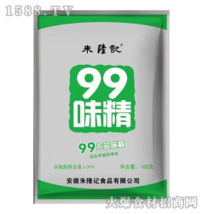 朱隆记99无盐味精180克