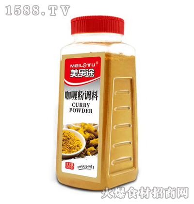 美乐途咖喱粉调料500克