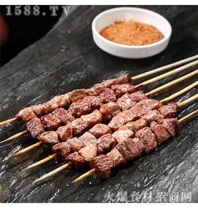 希波-香辣羊肉风味串