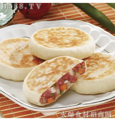 希波100克萝卜牛肉饼