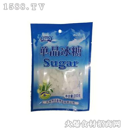 盛佳味源单晶冰糖200克