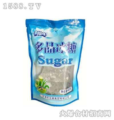 盛佳味源多晶冰糖400克