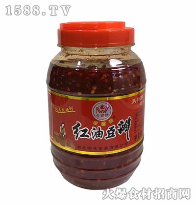 金婆姨红油豆瓣