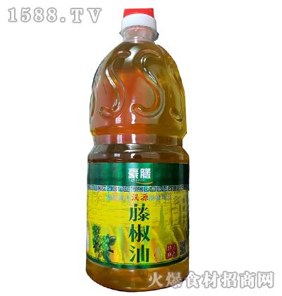 豪膳藤椒油