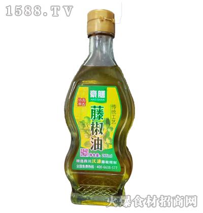 豪膳藤椒油265ml