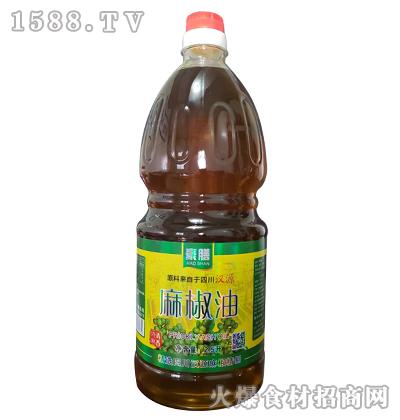 豪膳麻椒油2.5升
