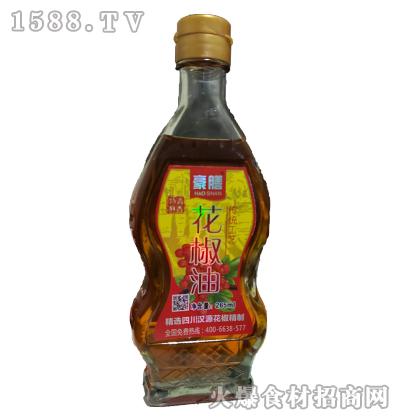 豪膳花椒油265ml