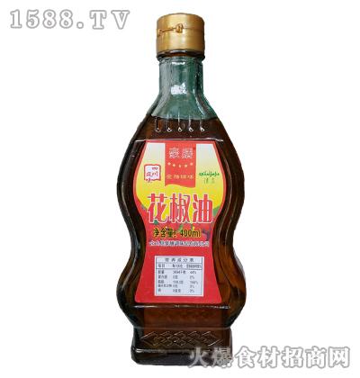 豪膳花椒油400ml