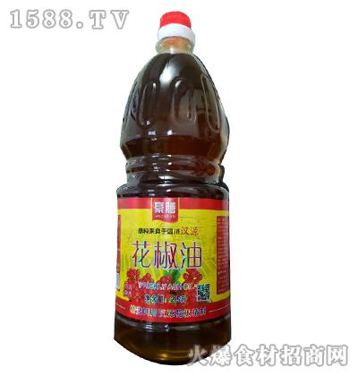 豪膳花椒油2.5升