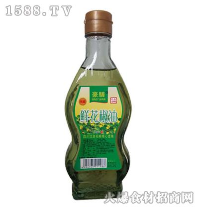 豪膳鲜花椒油