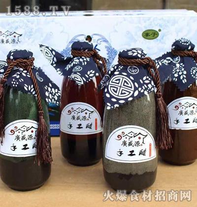 广盛源手工醋系列产品