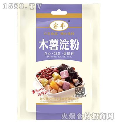 睿丰木薯淀粉200g
