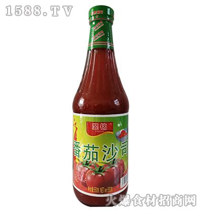 翌铭番茄沙司550ml
