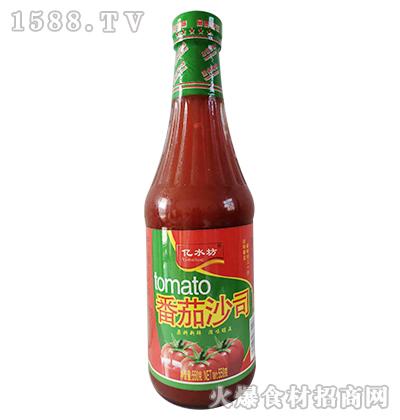 亿水坊番茄沙司550g
