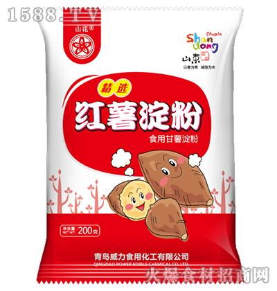 山花红薯淀粉200g