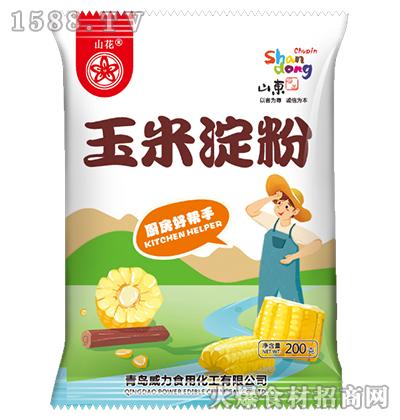 山花玉米淀粉200g