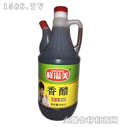鲜溢美酿造香醋800ml