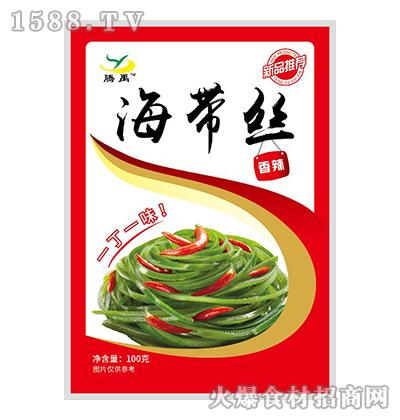 腾禹香辣海带丝100克