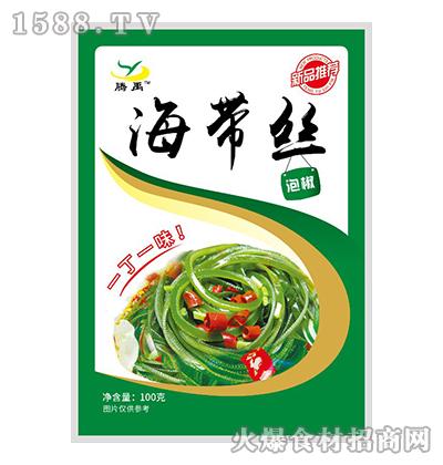 腾禹泡椒海带丝100克