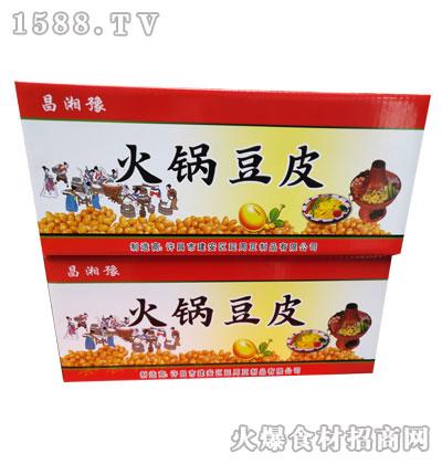 昌湘豫火锅豆皮箱装