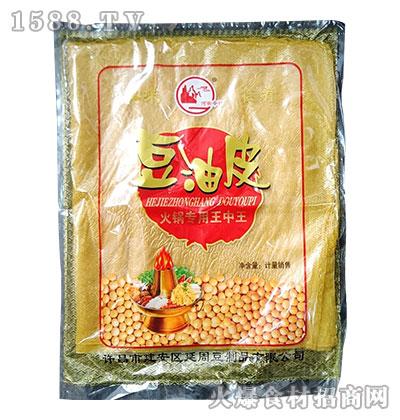 河街中行豆油皮(火锅专用)