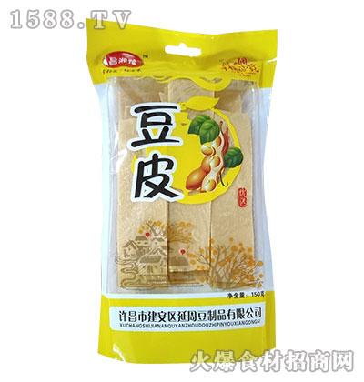 昌湘豫优选豆皮150克
