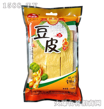 昌湘豫精品豆皮138克
