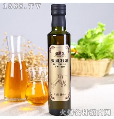 家油站-亚麻籽油250ml