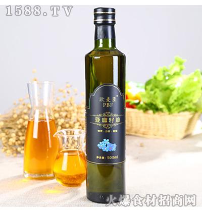 欧麦臣亚麻籽油500ml