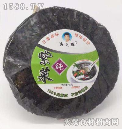 海之佳-纯紫菜15g