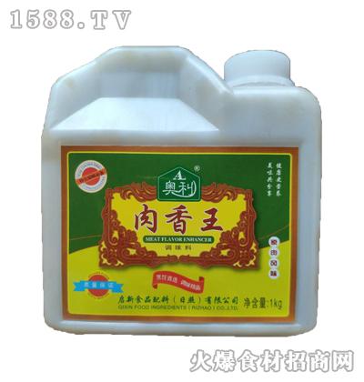 奥利肉香王(原肉风味)1kg