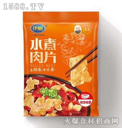 伊顺-水煮肉片调味料105g