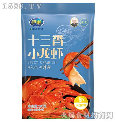 伊顺十三香小龙虾调味料200g